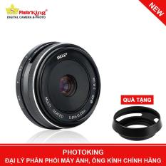 Ống kính Meike 28mm F/2.8 Manual Focus Lens (Olympus M43 mount)