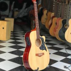 Đàn guitar acoustic có eq
