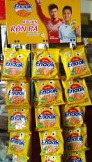 Hộp 24gói Snack mì hương gà Gemez Enaak Extra 30g, Indonesia