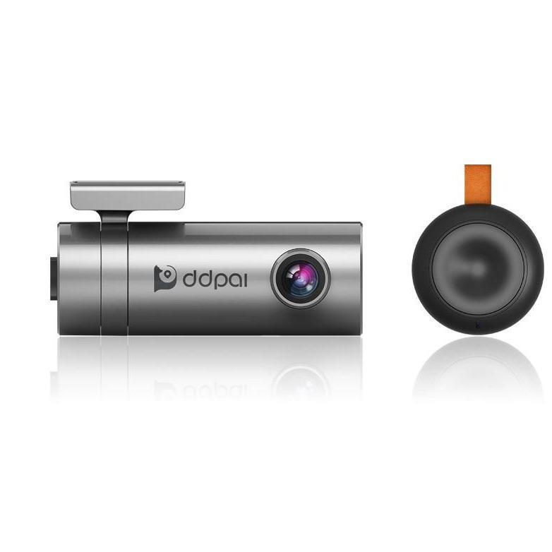 DDPai MINI 2 Camera hành trình độ nét cao, tích hợp kết nối Wifi không dây. Độ phân giải 2K Ultra HD