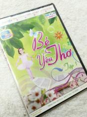 BÉ YÊU THƠ – TẬP 1 (DVD)