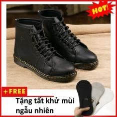 Giày boot nam-Giày Nam M89(T)