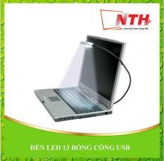 ĐÈN LED 13 BÓNG CỔNG USB