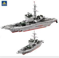 Mô hình Chiến Hạm Kazi 84005 đồ chơi Lego lắp ráp