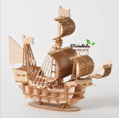 Đồ chơi lắp ráp gỗ 3D Mô hình Thuyền Buồm Sailing Ship – Thuyền buồm | Thuyền buồm gỗ | Đồ chơi gỗ | Thế giới đồ chơi | Lego | Đồ chơi xếp hình | Đồ chơi trẻ em | Đồ chơi thông minh