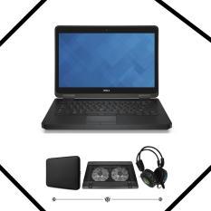 Laptop Dành cho Doanh Nhân Dell Latitude E5450 (i5-5300u, 14inch, 4GB, HDD 500GB, VGA NVIDIA Rời 2GB)+ Bộ Quà Tặng