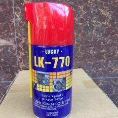 DẦU BÔI TRƠN CHỐNG SÉT LEBRICANT LK-770 cho linh kiện và thiết bị-QC-20