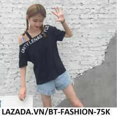 Áo Thun Nữ Kiểu Thời Trang Hàn Quốc Mới – BT Fashion (AK1-UNI)