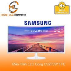 Màn hình Led cong 32 inchs Samsung C32F391FWE sắc nét