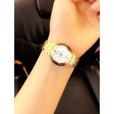 Đồng hồ nữ halei ,ảnh shop tự chụp. được xem hàng khi nhận hàng . chống xước , chống nước tuyệt đối, hợp kim không phai zỉ.