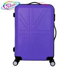 vali 24 inch Shalla M2 thập phân (decimal) 10 màu
