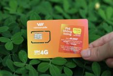 Thánh sim vietnammobile 4G 10 số mới nhất