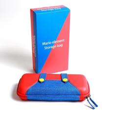 Túi cứng đựng máy kiêm đế dựng Mario cho Nintendo Switch