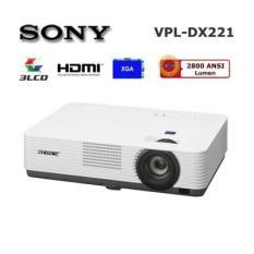 Máy Chiếu Sony VPL-DX221 – 2800 Ansi Lumens