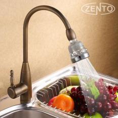 Đầu vòi rửa bát tăng áp 3 chế độ