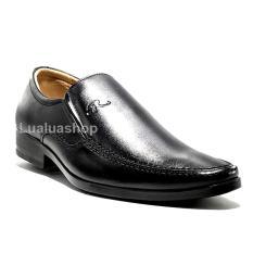 giày tây da thật mũi nhọn L12