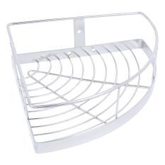 Kệ rổ treo góc nhà tắm nhà bếp, Kệ đựng xà phòng dầu gội bàn chải nhà tắm dụng cụ nhà bếp Inox 304 Eurover-112 NT1710