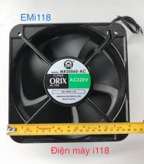 Quạt thông gió SUPER ORIX 20x20x6cm 220V
