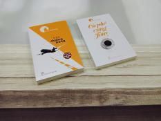 Bộ sách Cà Phê Cùng Tony & Trên Đường Băng – Tony Buổi Sáng – NXB Trẻ – BỌC NILON BẢO QUAN SÁCH CHUYÊN DỤNG