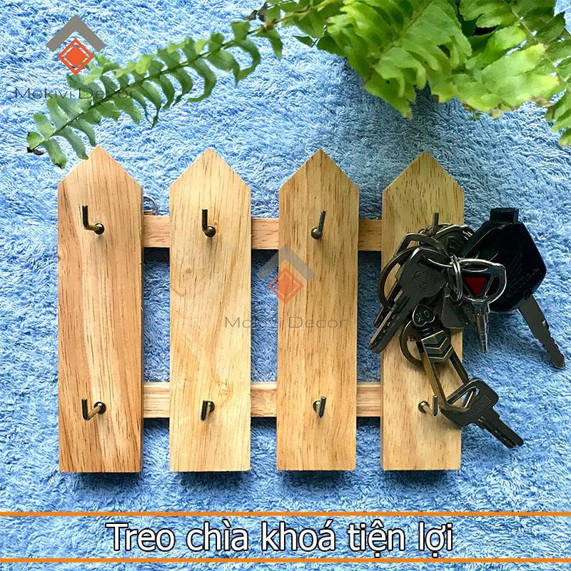 Hàng rào treo chìa khoá tiện lợi – vật dụng tiện ích, không lo đi tìm chìa khóa
