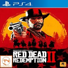 Đĩa Game PS4 – Red Dead Redemption 2
