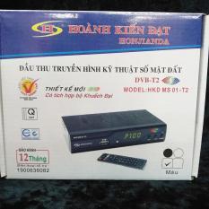 ĐẦU THU TRUYỀN HÌNH KỸ THUẬT SỐ MẶT ĐẤT DVB-T2 MS01