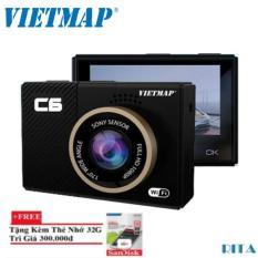 Camera hành trình Vietmap C6 + Thẻ nhớ 32gb