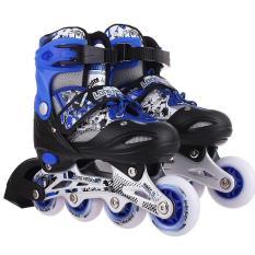 Giày trượt patin 906 có đèn – bao giá thị trường ĐỒ TẬP TỐT