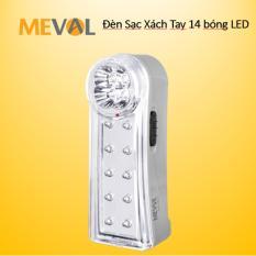 Đèn Sạc xách tay 14 bóng LED