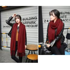 Khăn Choàng Cổ Nữ Len Nỉ Mịn SoYoung SCARF 003V1 DR