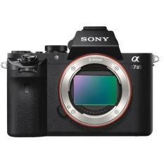 Máy ảnh Sony A7 mark II 24.3MP Body (Đen) + Tặng kèm thẻ nhớ 16G Sony , Túi Alpha , Miếng dán màn hình | Hàng chính hãng