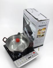 Bếp từ Panasonic kèm nồi