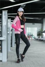 Áo khoác thể thao nữ RICH – Hàng NK (đồ tập quần áo gym,mẫu ôm, thể dục,thể hình, Yoga, Aerobic,Zumba Fitness)
