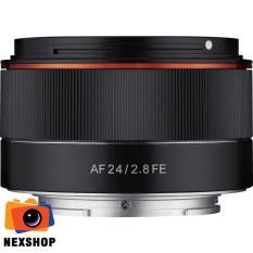 Ống kính Samyang AF 24mm F2.8 FE (Fullframe)