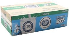 Thùng 48 hộp sữa Dutch Lady 20+ có đường 180ml
