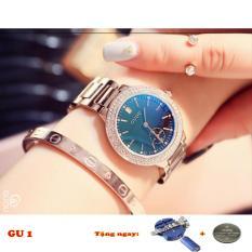 Đồng hồ nữ Guou kim giây riêng biệt cao cấp GU1