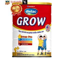 Sữa bột Vinamilk Dielac Grow 1+ 900g