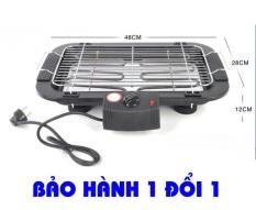 Bếp nướng Electric Barbecue Grill 2000W – MẪU MỚI, Bếp nướng bằng điện, Bếp nướng gia đình, BH 1 đổi 1 Uy Tín, Giảm 50%