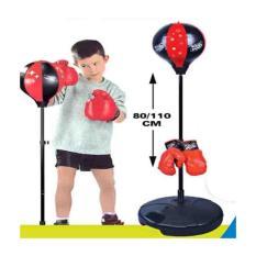 Bộ đồ chơi đấm bốc Boxing cho bé/đồ chơi đấm bốc cho trẻ em giá rẻ (Đỏ)