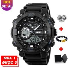 Đồng hồ nam thể thao đa chức năng cao cấp SKMEI VK027 – Verk Watches