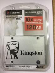 Ổ Cứng SSD Kingston UV400 SATA 3 SUV400S37 120GB (Xám)- (Bảo hành 3 năm)