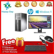 Bộ Combo Máy tính Doanh Nghiệp HP 6300 Pro MT + LCD Dell 19.5inch (CPU Core I7 3770- Ram 16GB- SSD 480GB- HDD 4TB) + Bộ Quà Tặng