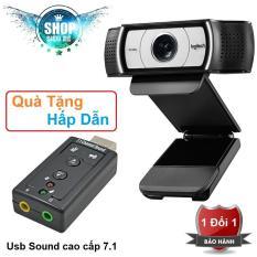 Webcam Logitech C930E – Hàng Nhập Khẩu