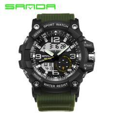Đồng hồ Nam SANDA SA759 quân đội – 2 màu siêu style