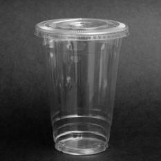50 cái Ly (cốc) nhựa cứng dùng 1 lần, không nắp