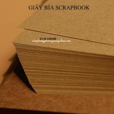 Giấy bìa Album A3 trơn 250 gsm_GHM49
