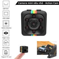 Camera hành trình siêu nhỏ SQ11 có hồng ngoại – Camera mini