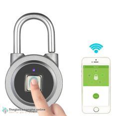 Ổ khoá cửa VÂN TAY – Bluetooth CAO CẤP