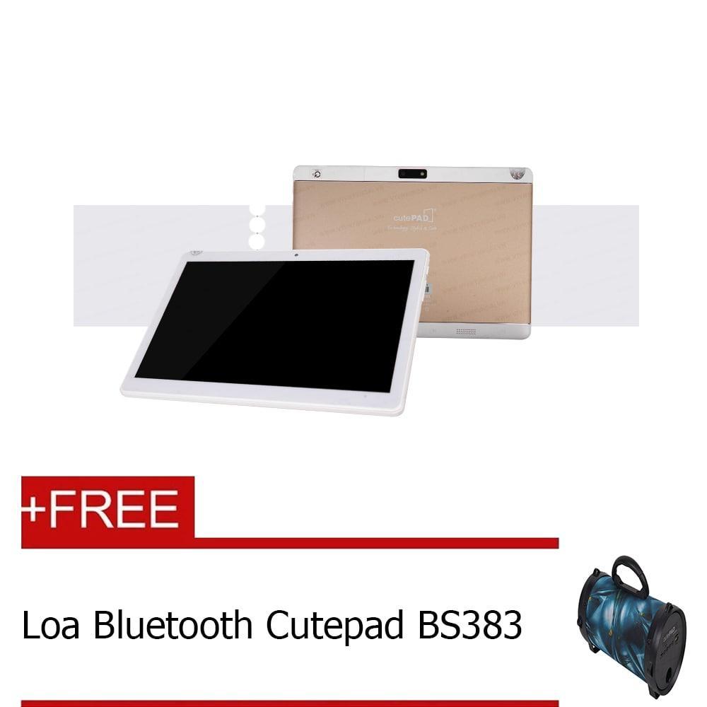 CUTEPAD - GD08 Máy tính bảng Cutepad Tab 4 M9601 + Loa Bluetooth Cutepad BS383