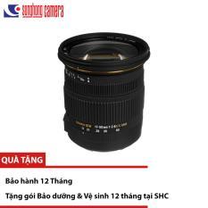 Ống kính SIGMA 17-50mm F2.8 EX DC OS HSM cho Canon (Mới 100%)